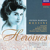 Play & Download Cecilia Bartoli - Rossini Heroines by Cecilia Bartoli | Napster