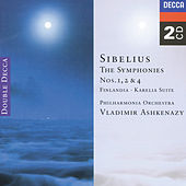 Play & Download Sibelius: Symphonies Nos. 1, 2 & 4; Finlandia; Karelia Suite by Philharmonia Orchestra | Napster