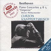 Play & Download Beethoven: Piano Concertos Nos.4 & 5 by Sir Clifford Curzon | Napster