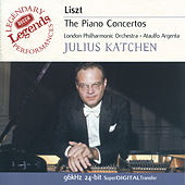 Play & Download Liszt: The Piano Concertos by Julius Katchen | Napster