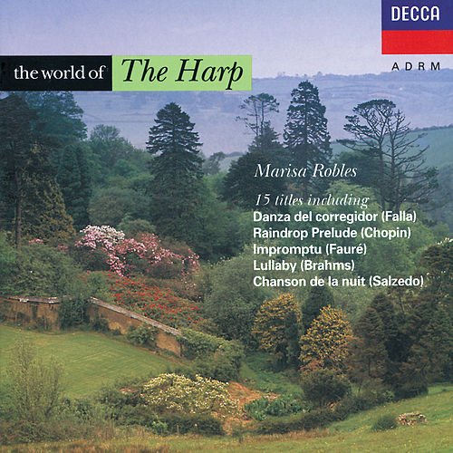 Play & Download The World of The Harp by Marisa Robles | Napster