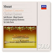 Play & Download Mozart: Clarinet Concerto / Clarinet Quintet by Jack Brymer | Napster
