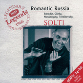Play & Download Romantic Russia - Borodin / Glinka / Mussorgsky / Tchaikovsky by Various Artists | Napster