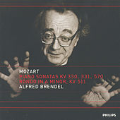Play & Download Mozart: Piano Sonatas Nos.10, 11 & 17 by Alfred Brendel | Napster