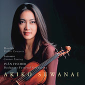 Play & Download Dvorák: Violin Concerto / Sarasate: Carmen Fantasy by Akiko Suwanai | Napster