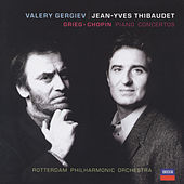 Play & Download Grieg: Piano Concerto / Chopin; Piano Concerto No.2 by Jean-Yves Thibaudet | Napster