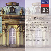 Bach, J.S.: The Art of Fugue; A Musical Offering by Stuttgarter Kammerorchester