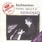 Play & Download Rachmaninov: Preludes, Op.3 Nos. 2, 23 & 32 by Vladimir Ashkenazy | Napster