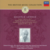 Play & Download Arnold: Guitar Concerto; English Dances; Symphony for Brass, etc. by Various Artists | Napster