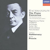Play & Download Rachmaninov: The Piano Concertos, etc. by Vladimir Ashkenazy | Napster