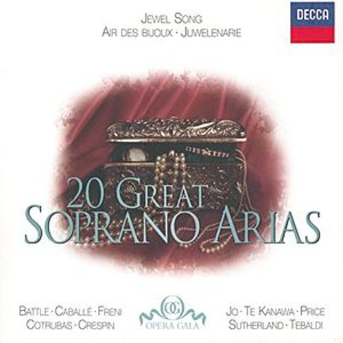 Play & Download 20 Great Soprano Arias by Various Artists | Napster