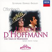 Offenbach: Les Contes d'Hoffmann - Highlights by Various Artists