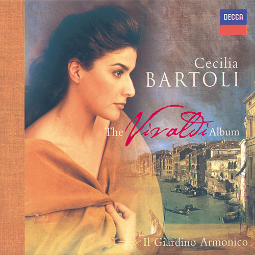Cecilia Bartoli - The Vivaldi Album by Cecilia Bartoli