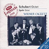 Play & Download Schubert: Octet in F / Spohr: Octet in E by Various Artists | Napster