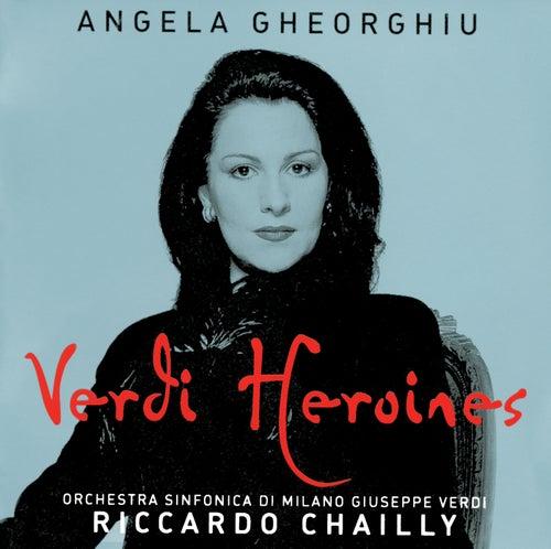 Angela Gheorghiu - Verdi Heroines by Angela Gheorghiu