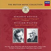 Play & Download Britten: Serenade for Tenor, Horn & Strings/Walton: Façade by Various Artists | Napster