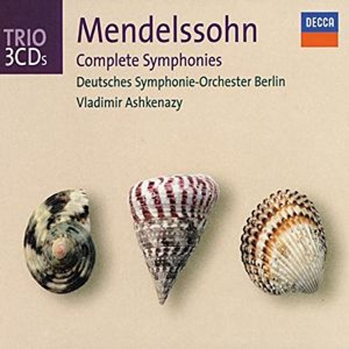 Mendelssohn: Symphonies Nos.1-5 by Various Artists