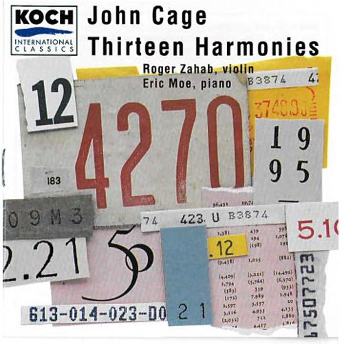 Play & Download Thirteen Harmonies by John Cage | Napster