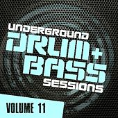 Underground Drum & Bass Sessions Vol. 11 - EP by Various Artists