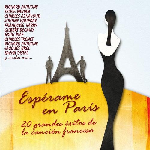 Play & Download Espérame en París by Various Artists | Napster