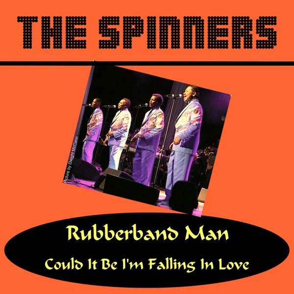 Rubberband Man Single By The Spinners