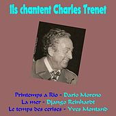 Ils chantent Charles Trenet by Various Artists