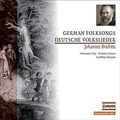 Brahms, J.: 49 Deutsche Volkslieder by Pamela Coburn