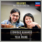 Brahms: The Violin Sonatas by Leonidas Kavakos