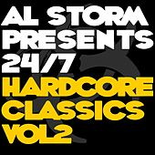 Al Storm Presents: 24/7 Hardcore Classics - Volume 2 - EP von Various Artists