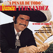 Play & Download A Pesar De Todo by Vicente Fernández | Napster