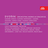 Play & Download Dvořák: Orchestral  Works & Concertos by Various Artists | Napster