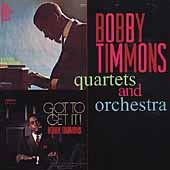 Quartets and Orchestra by Bobby Timmons