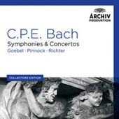 C.P.E. Bach: Symphonies & Concertos by Various Artists