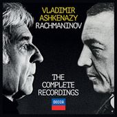 Play & Download Rachmaninov: The Complete Recordings by Vladimir Ashkenazy | Napster