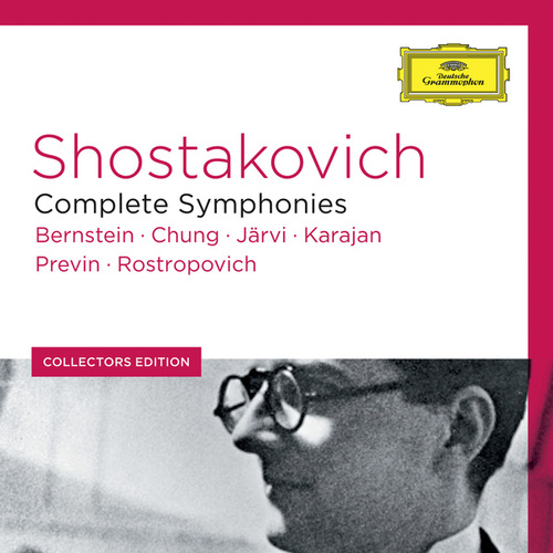 Play & Download Shostakovich: Complete Symphonies by Various Artists | Napster