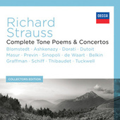 Play & Download Richard Strauss - Complete Tone Poems & Concertos by Various Artists | Napster