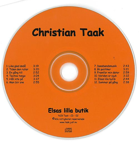 Elsas lilla butik by Christian Taak
