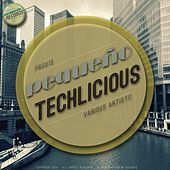 Techlicious - EP by Various Artists