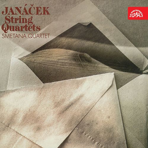 Janáček:  String Quartets No. 1 & No. 2 by Smetana Quartet