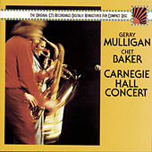 Carnegie Hall Concert by Gerry Mulligan