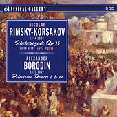Play & Download Rimsky-Korsakov: Scheherazade, Op. 35 - Borodin: Polovtsian Dances Nos. 8 & 17 by Radio Symphony Orchestra Ljubljana | Napster