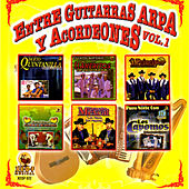 Entre Guitarras Arpa y Acordeones, Vol .1 by Various Artists