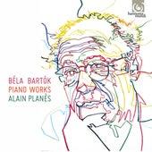 Bartók: Piano Works by Alain Planès