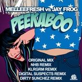 Peekaboo (Melleefresh vs. Jay Frog) by Melleefresh