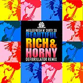 Beautiful Rich & Horny (Defibrillator Remix) by Melleefresh