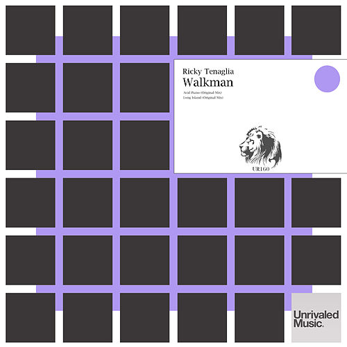 Walkman EP by Ricky Tenaglia
