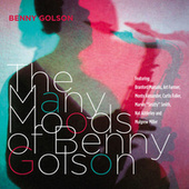 Play & Download The Many Moods Of Benny Golson by Benny Golson | Napster