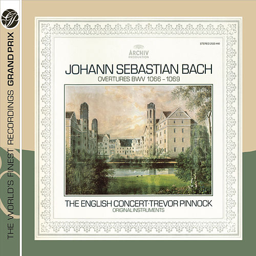 Play & Download Bach, J.S.: Orchestral Suites (Overtures) BWV 1066 - 1069 by The English Concert | Napster