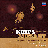 Mozart: Symphonies Nos.21/41 by Royal Concertgebouw Orchestra