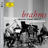 Brahms: String Quartets & Piano Quintet by Emerson String Quartet